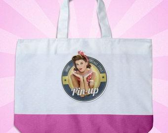 Vintage LARGE Jayne weekend bag