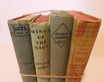 Vibrant Green, Vintage Books