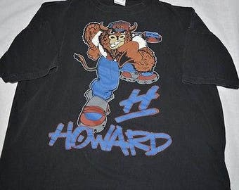 Vintage 90's Howard H T-Shirt SZ XL