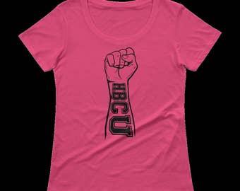 Short Sleeve Hot Pink Women's Shirt
