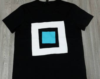 WB Box In Square T-shirt