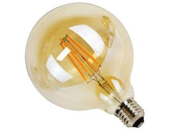 Vintage edison E27 light bulb
