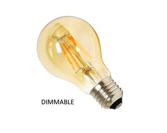 Edison E27 LED light bulb
