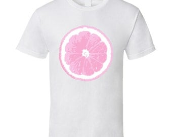 Pink Grapefruit T Shirt