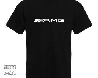 AMG Logo T-Shirt | Mercedes Benz AMG Inspired T-Shirt