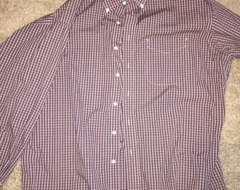 XL tommy hilfiger flannel