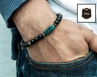 Men Buddha Bracelet, Men Zen bracelet, Men Om Bracelet, Men Bracelet, Men Yoga Bracelet, Buddha bracelet, Ohm Bracelet for Men, Men Gift