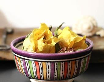 Sahara Bowl, Purple