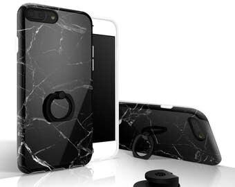 Black Rocky Mountain Iphone 7/7s Case