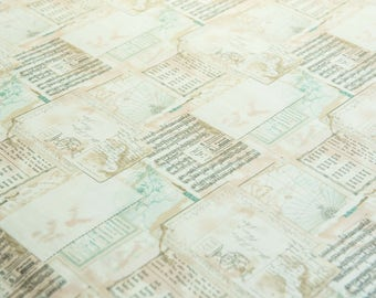 BasicGrey Sweet Serenade Parchment sold by the Half Meter