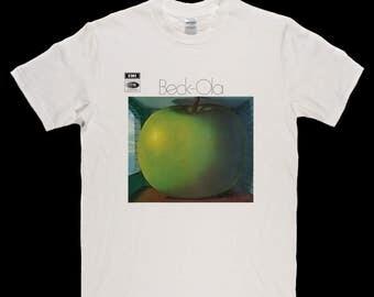 Beck-Ola Album Cover T-shirt