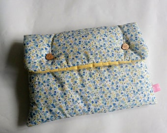 """Padded pouch """"Summer colors"""" 26 x 20 cm"""