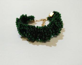 "Bracelet ""Emerald""/bracelet ""Emerald"""
