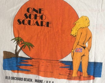 Vintage 80's Old Orchard Beach T-shirt