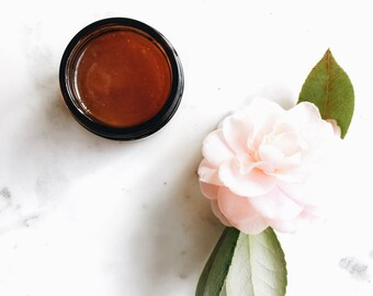 GLOWING Manuka Honey Cleanser and Mask