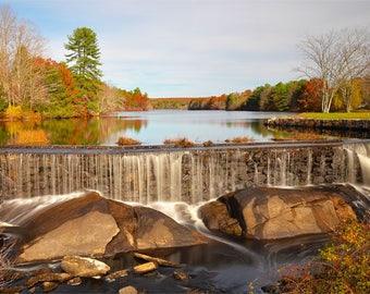 Wyoming dam, Rhode Island