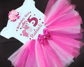 My little Pony Glitter, Tshirt and Tutu for Baby Girls, First Birthday Outfit, One Birthday Outfit, First Birthday Set