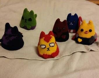 The Avenger Kittys