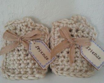 Organic Lavender Sachet, friend birthday gift, personalized gift, handmade present, drawer sachets