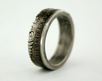 """Coin ring """"Russian Federation"""""""