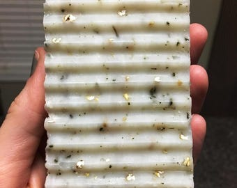 Rosemary & Oatmeal Handmade soap