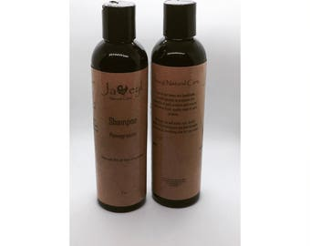 All Natural Shampoo-Handmade