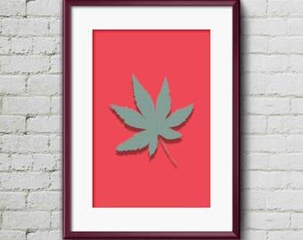 Leaf I - Art Print