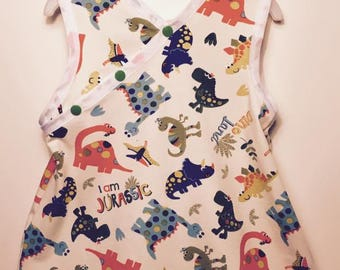 Dinosaur Summer Romper