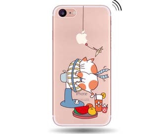 iPhone 8 case, iPhone 8 plus case, iPhone case 7 plus, soft iPhone 7 case,Transparent Clear Phone Case iPhone,Case for red iPhone 7