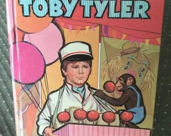Walt Disney Toby Tyler, Whitman Publishing