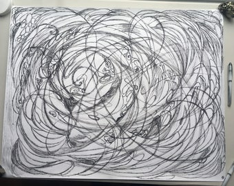 Abstract Art: Whirlpool