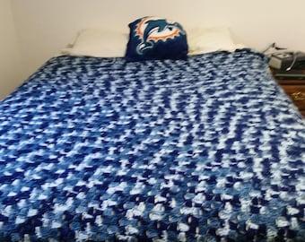 Hand-made blanket