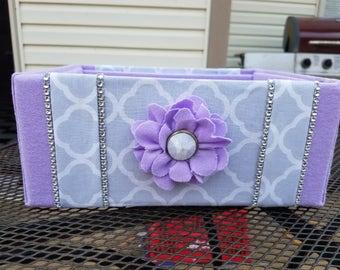 Purple/gray Flower