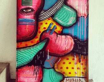 COLLAGE / Canvas by Mucho