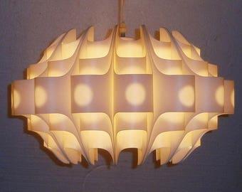 Mid Century Origami Light