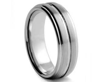 Tungsten Carbide ring- 133
