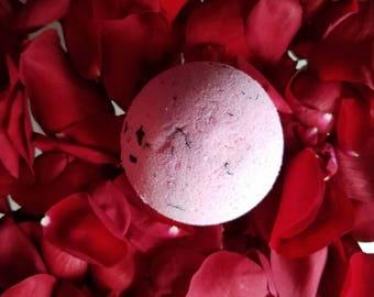 Milky Rose Bath Bomb
