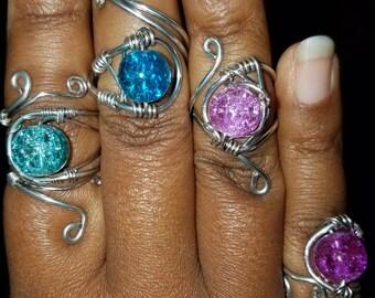 Unique Fantasy Ring