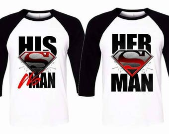 Her Superman His Superwoman