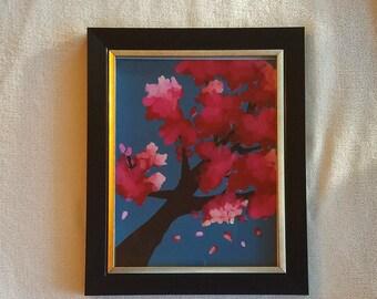 Cherry Blossom Bloom Print
