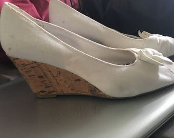 American Eagle Wedge Shoe