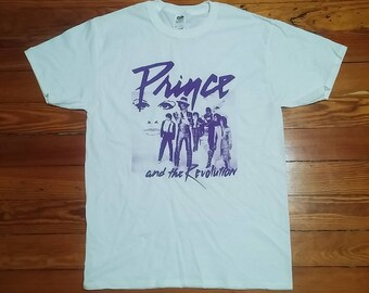 Prince and the Revolution Shirt