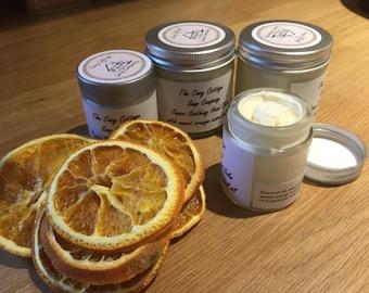 Hand Cream - organic sweet orange - vegan
