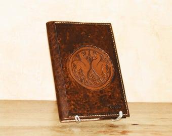 Grimoire Celtic leather (Planner)