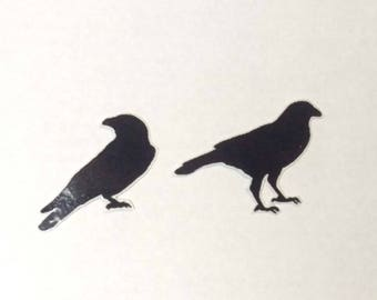 Stickers - Crows/Ravens