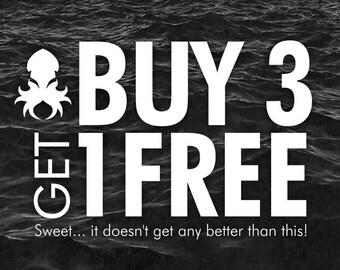 Buy 3 Dice Sets Get 1 Free