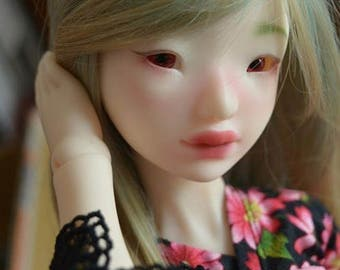 Two Layer BJD Face-up Commission