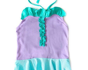 Under the Sea Princess Shirt- Ariel Inspired/Playground Princess