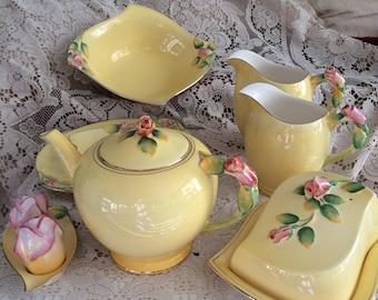 Stunning Royal Winton Rosebud Dinner/ Tea Set! REDUCED!!!