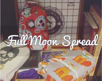 Full Moon Tarot Reading